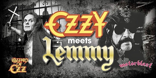 OZZY meets Lemmy – Tribute with Blizzard of Ozz & Motörblast