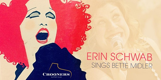 Erin Sings Bette! Erin Schwab and Jay Fuchs