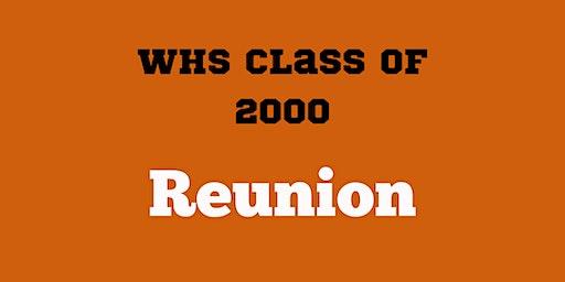Woodland High Class of 2000