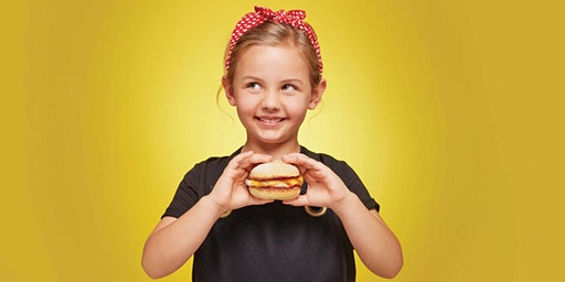 Kids Grill'd Burger Masterclass