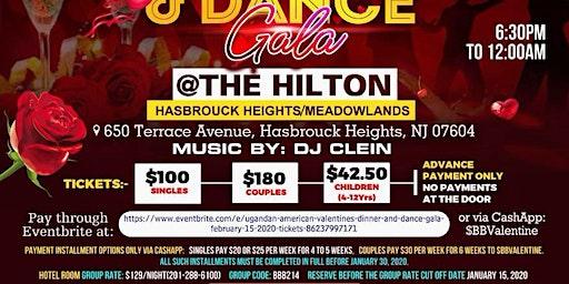 Ugandan-American Valentine's Dinner-and-Dance Gala, February 15, 2020
