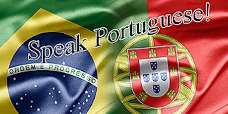 Portuguese 101 (Beginner) tickets