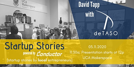 Startup Stories: DeTASO tickets