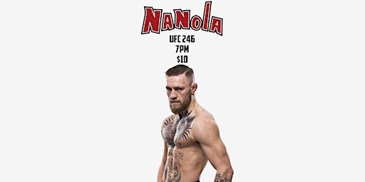 Conor McGregor Return at Nanola