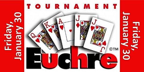 Euchre Tournament 2020 tickets