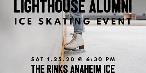 Alumni Ice Skating Night!