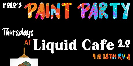 Polo's Paint Party tickets