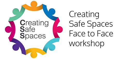 Creating Safe Space Face to Face Workshop tickets