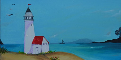 The Lighthouse  Painting Party