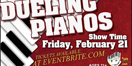 Dueling Piano's by Fun Pianos!