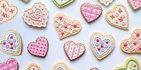 Sugar and Spice - Cookie Decorating Workshop tickets
