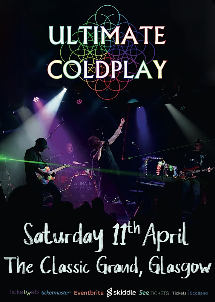 Ultimate Coldplay - Glasgow image