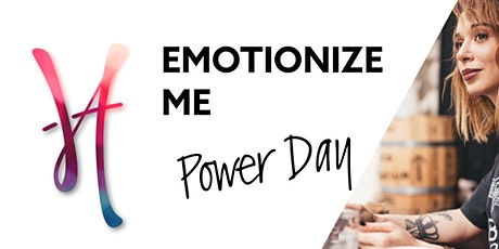 »Emotionize Power Day« Tickets