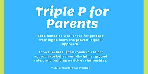 Triple P for Parents