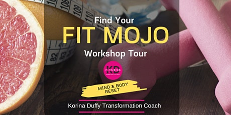 Dublin Find Your Fit Mojo Workshop tickets