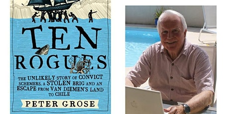 Authors Platform: Peter Grose tickets