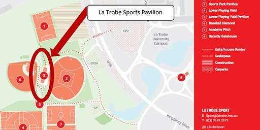 Autism Swim at La Trobe University (Autism Swim approved members only)