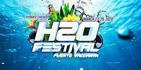 Festival H2O entradas