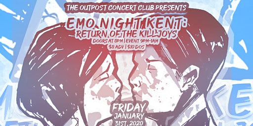 Emo Night Kent Return of the Killjoys