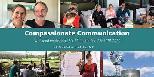 Compassionate Communication Weekend Workshop (Sat 22 & Sun 23 Feb)