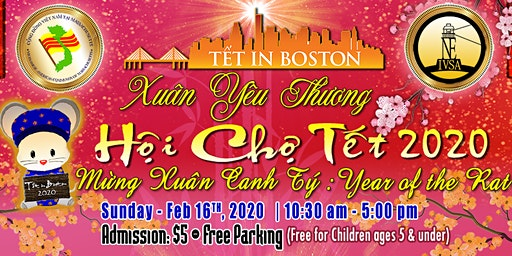 Tet In Boston Day Festival 2020 - Vietnamese New Years 2020 (BC High)