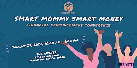 Smart Mommy, Smart Money tickets