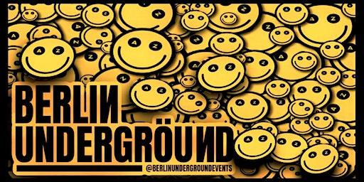 Enter The Lair - Berlin Underground Acid