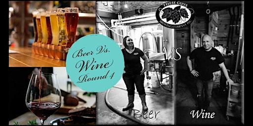 Beer Vs Wine, Round 4