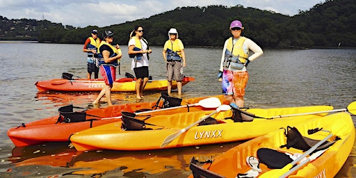 Guided Kayaking on the Hacking