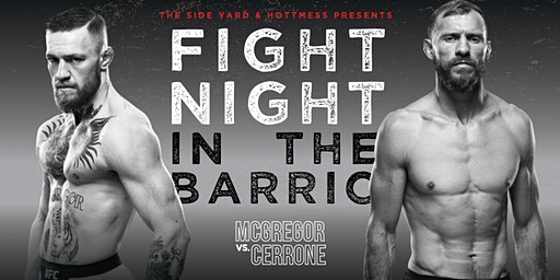 Fight Night in the Barrio
