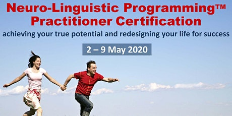 NEURO-LINGUISTIC PROGRAMMING (NLP) PRACTITIONER (Early Bird) tickets