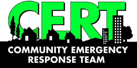 Community Emergency Response Team (CERT) Basic Training tickets