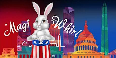 Magi-Whirl 2020 Gala Magic Show tickets
