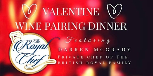 Valentine Wine Pairing Dinner - 2020