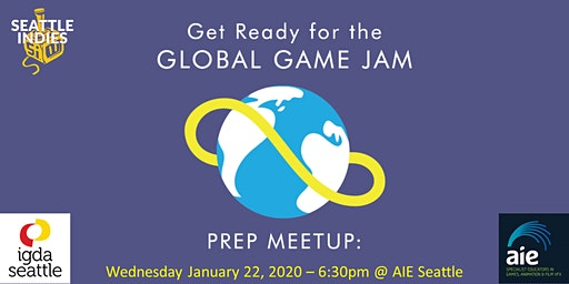 Global Game Jam 2020 Prep and Mixer
