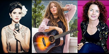 Shannon LaBrie, Alicia Michilli, and Tia Sillers tickets