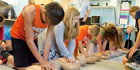 CPR class for kids tickets