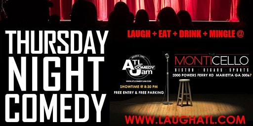 Thursday Night Comedy in the ATL