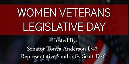 Annual Women Veterans Legislative Day 2020