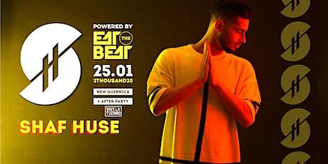 Eat The Beat : SHAF HUSE ft. Vive La Techno tickets