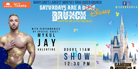 Saturdays are a Drag...Brunch  tickets