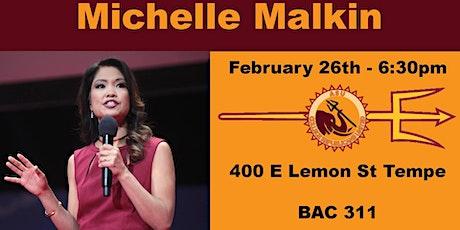 Meeting: Michelle Malkin tickets