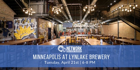 Network After Work Minneapolis at LynLake Brewery tickets