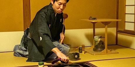 Japanese Samurai Tea Ceremony Practice - January tickets