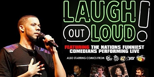 Laugh Out Loud Thursday @ Monticello