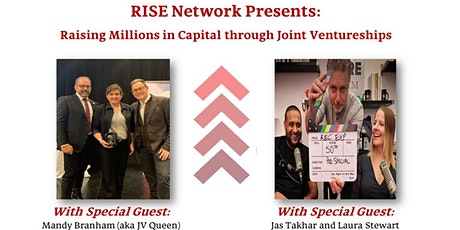 Raising Millions in Capital through Joint Ventureships tickets