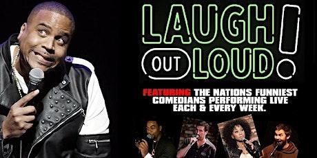 Laugh Out Loud Saturday @ Oak tickets