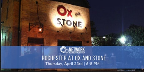 Network After Work Rochester at Ox and Stone tickets