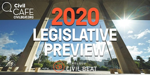 Civil Cafe: 2020 Legislative Preview