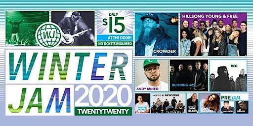 Winter Jam Kansas City 2020 Volunteer sign up